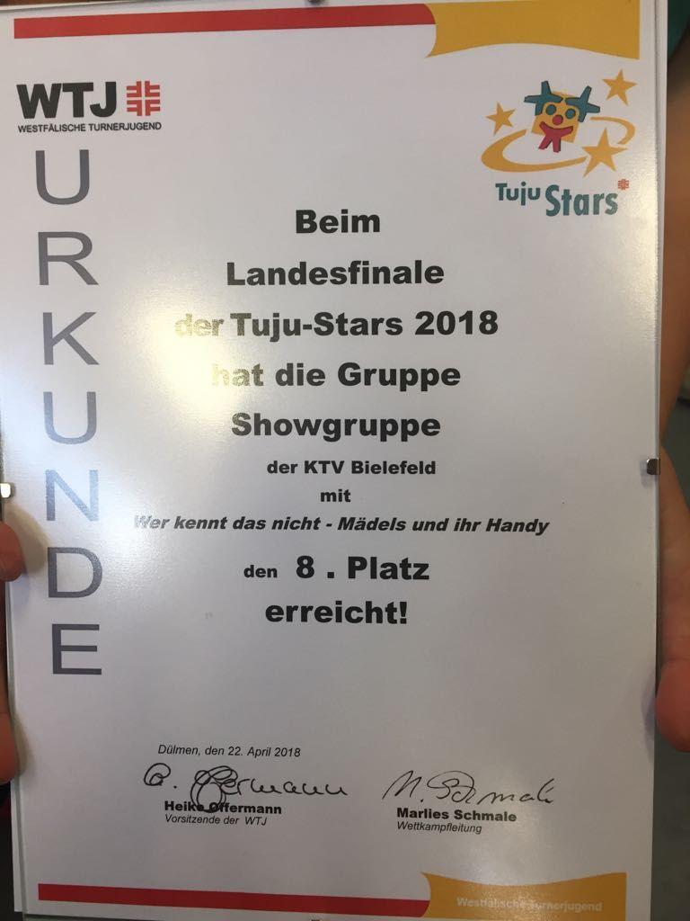 2018l-22April-Urkunde Showg