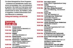 Leinewebermarkt-Programm Sportbühne